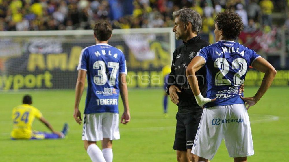 El gol de Malbasic para el empate del CD Tenerife en Cádiz
