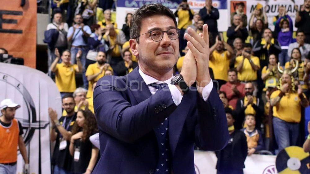 Fotis Katsikaris y el Iberostar Tenerife finalizan su vinculación