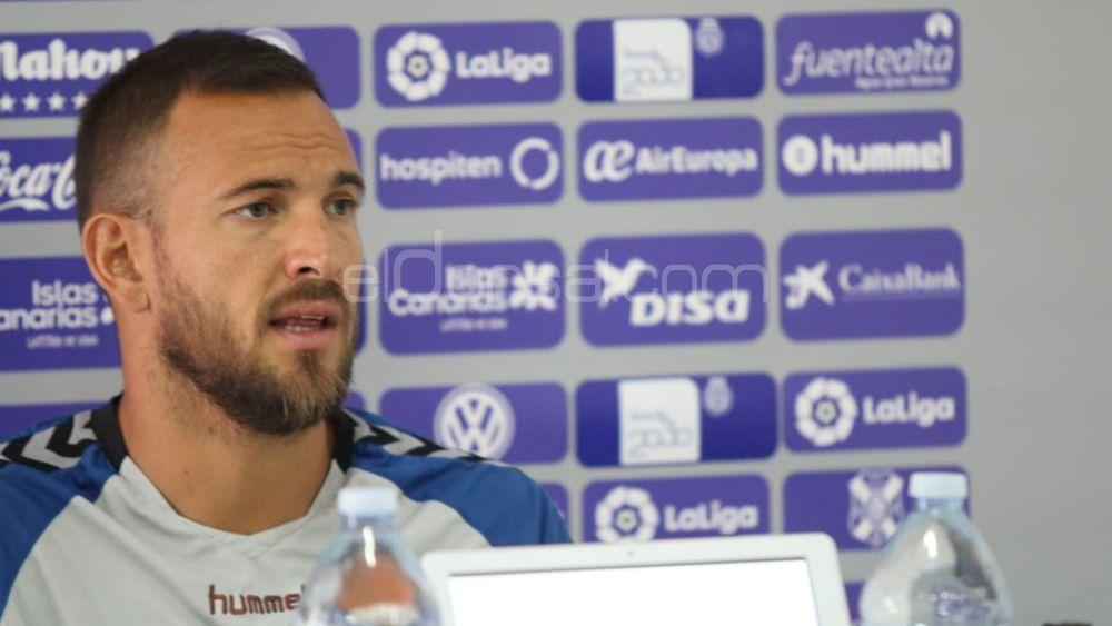 """Aveldaño: """"El CD Tenerife tiene que ganar al Cádiz CF como sea"""""""