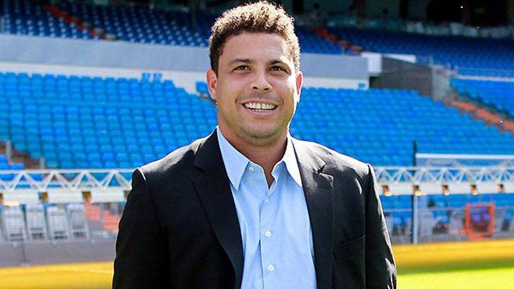Ronaldo Nazario intentó comprar el CD Tenerife