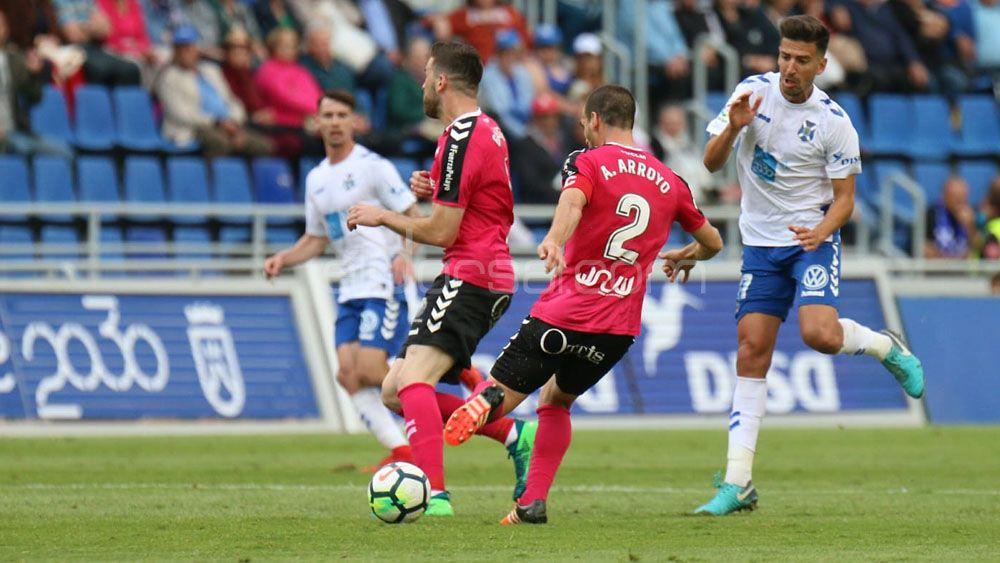 El CD Tenerife despide la temporada con empate ante el Albacete en el Heliodoro