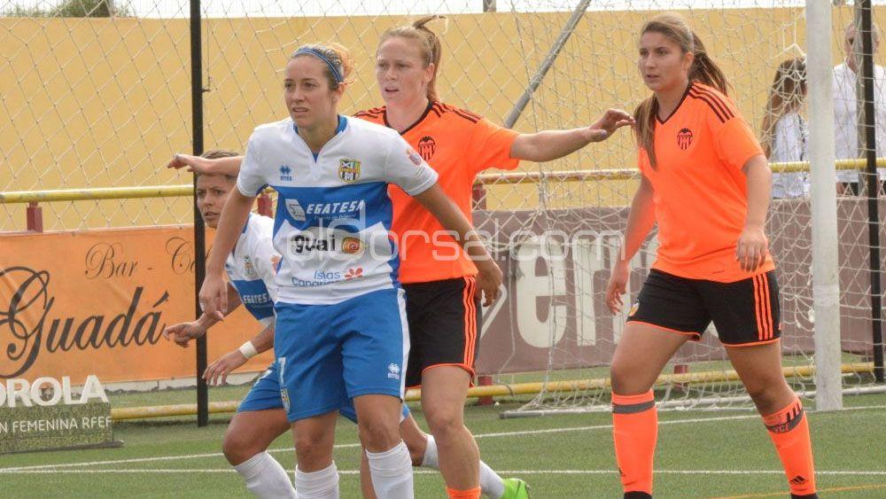 La UDG Tenerife firma a la internacional brasileña Joyce Borini