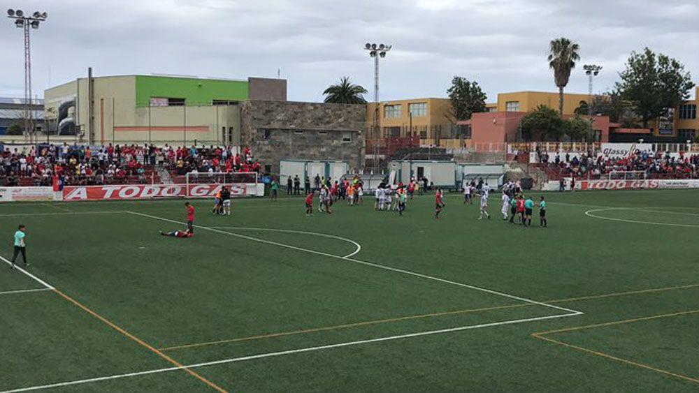 La UD Icodense cae en la finalísima por el ascenso a Tercera División
