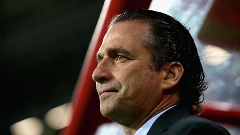 Juan Antonio Pizzi, ex del CD Tenerife, debuta con derrota en el Mundial de Rusia