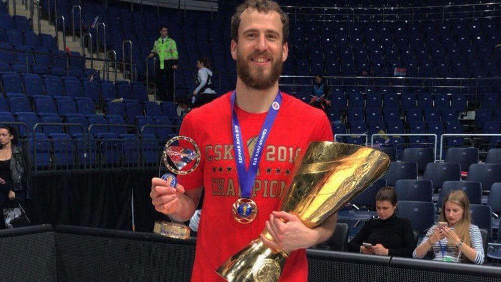 Sergio Rodríguez, campeón en Rusia y mejor jugador de la 'Final Four'