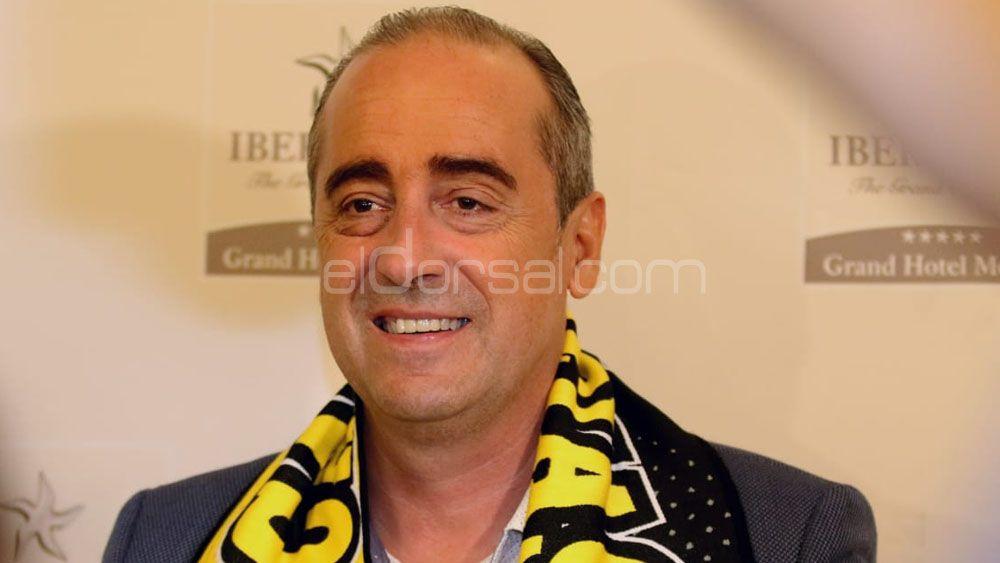 """Vidorreta: """"El Iberostar Tenerife me quería mucho y aquí soy feliz"""""""