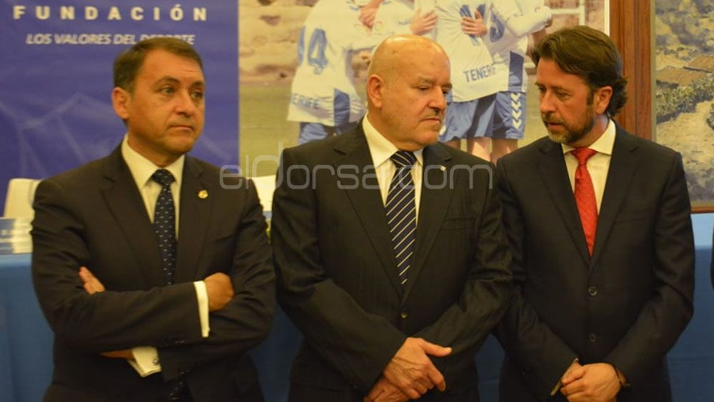 Preocupación en Coalición Canaria por la mala imagen que da el CD Tenerife