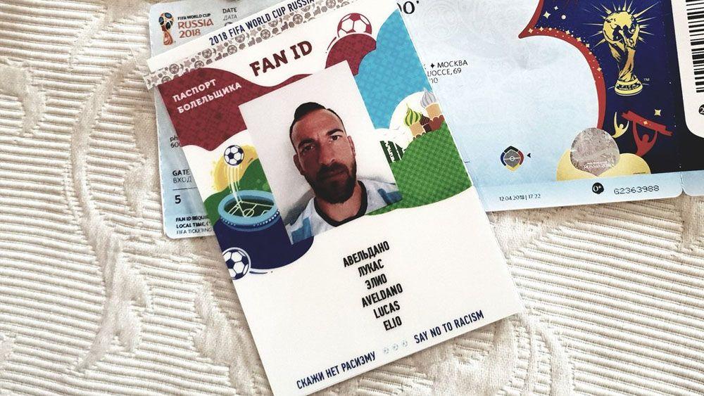 Aveldaño estará en el Mundial de Rusia 2018