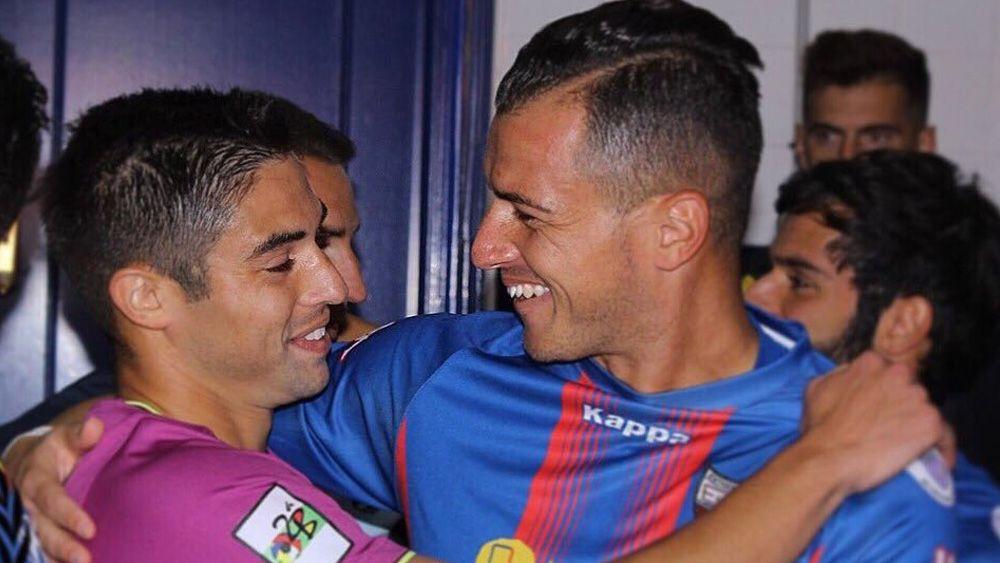 El tinerfeño Airam Cabrera se llena de gol en pretemporada