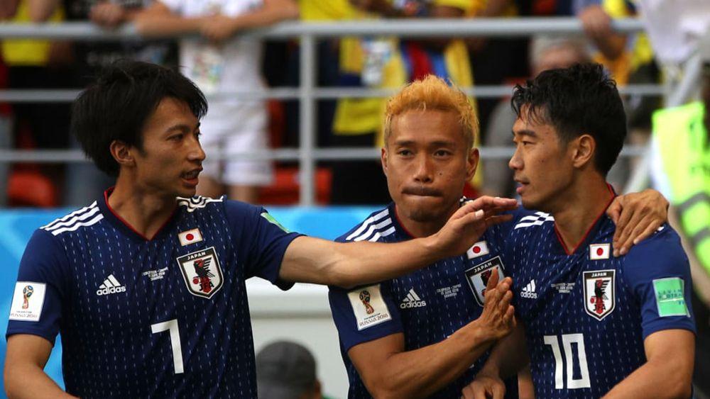 El ex del CD Tenerife Gaku Shibasaki cuaja una destacada actuación en su debut mundialista