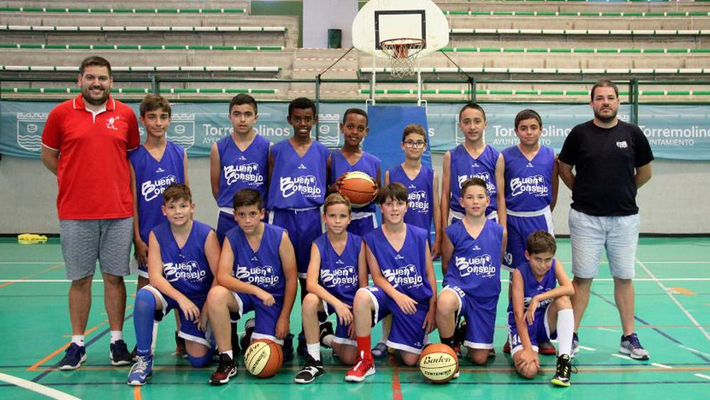 Tenerife brilla en el Nacional EMDE alevín de baloncesto