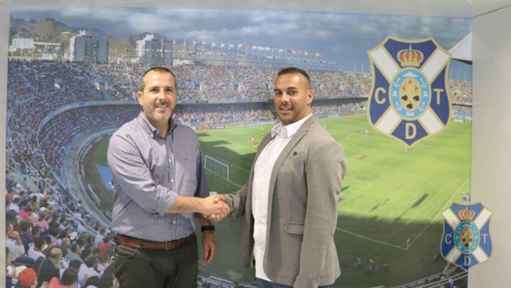 El CD Tenerife hace oficial la continuidad de 'Mazinho' al frente del filial