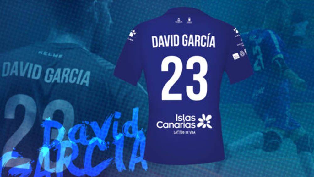 David García seguirá defendiendo la portería del Tenerife Iberia Toscal
