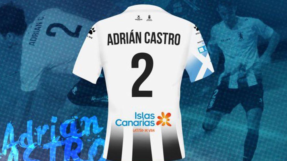 Adrián Castro continuará en el Tenerife Iberia Toscal