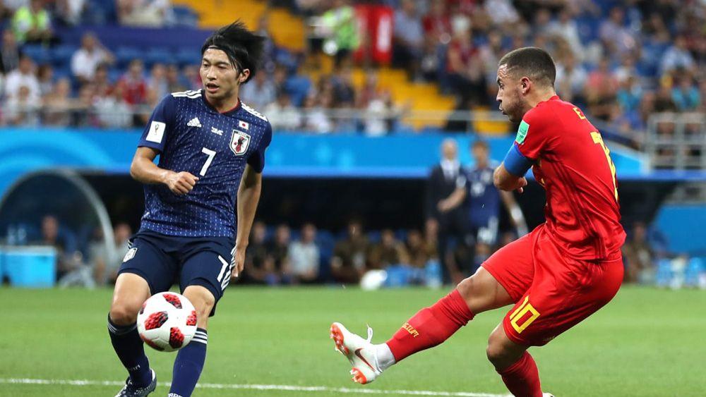 El ex del CD Tenerife Gaku Shibasaki se despide del Mundial de la forma más cruel