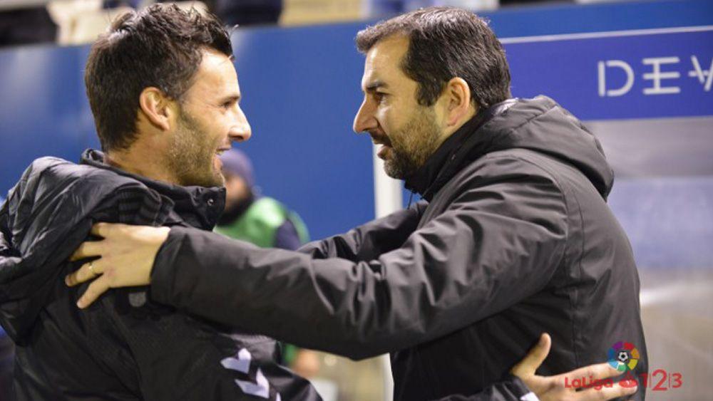 El ilusionante desafío para Jorge Pérez, nuevo segundo técnico del CD Tenerife