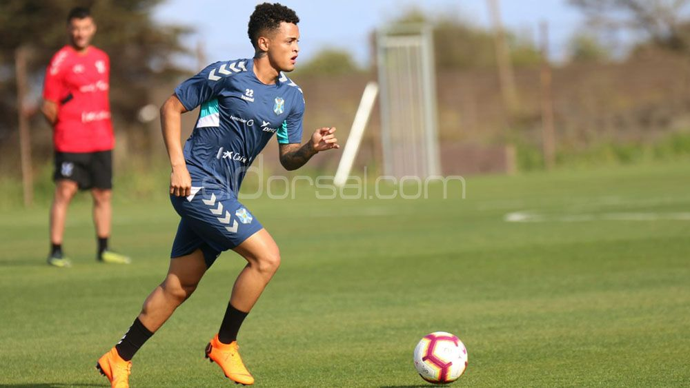 Joao Rodríguez valora la actualidad del CD Tenerife