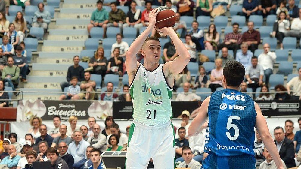 Tomasz Gielo, nueva incorporación del Iberostar Tenerife