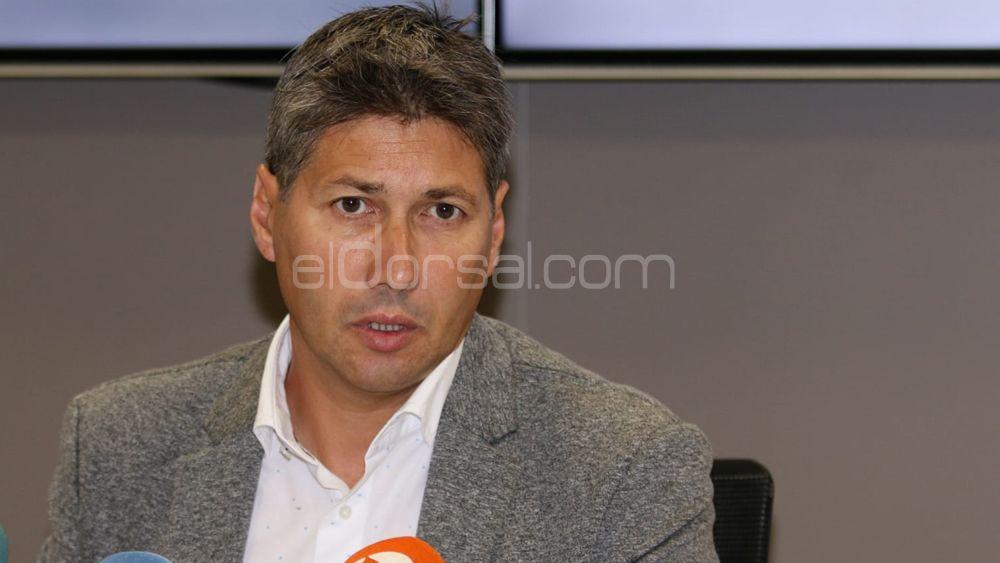 """Serrano: """"Joao Rodríguez tiene condiciones para marcar las diferencias con el CD Tenerife"""""""