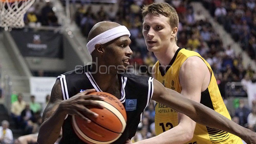 Thaddus McFadden, nuevo jugador del Iberostar Tenerife
