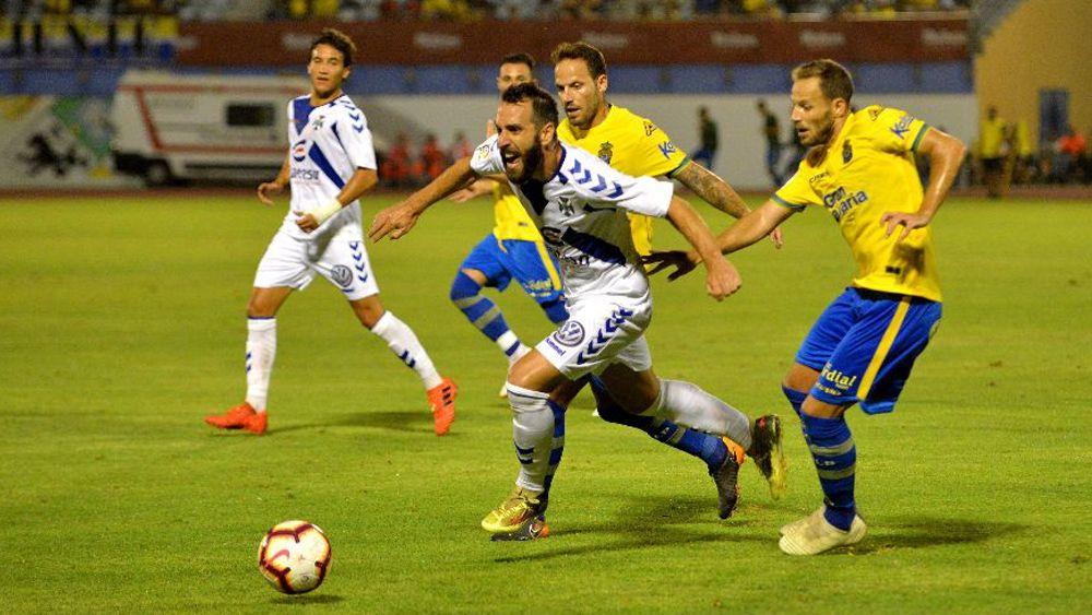 La UD Las Palmas dobla al CD Tenerife en valor de plantilla