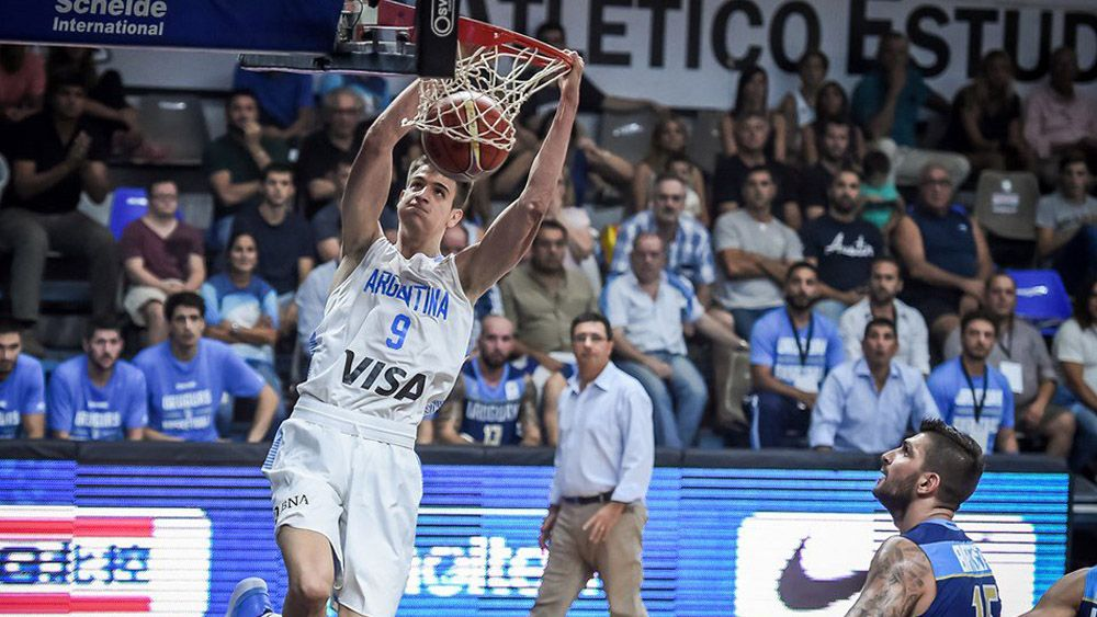 "Brussino: ""Espero cumplir con las altas expectativas en el Iberostar Tenerife"""