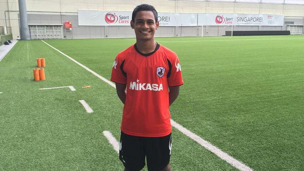 El CD Tenerife tendrá a prueba a un prometedor jugador de Singapur