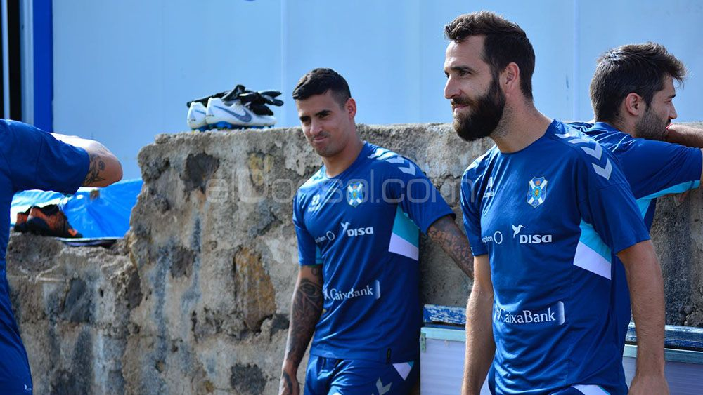 Nano se apunta al debut del CD Tenerife en Tarragona