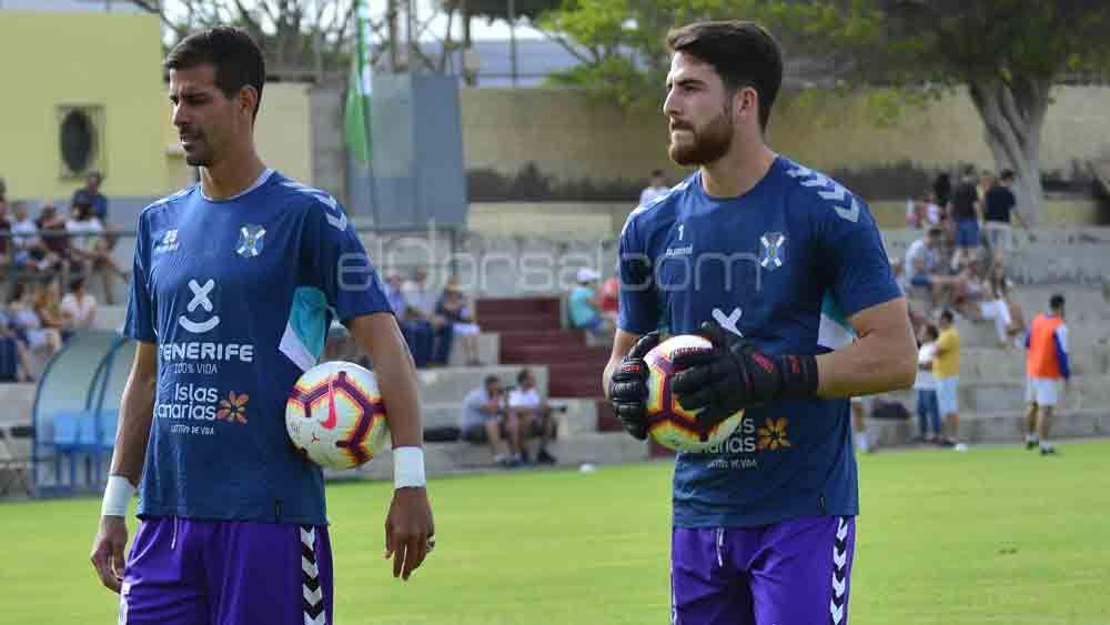"""La de Carlos Abad, """"una situación delicada"""" para el CD Tenerife"""