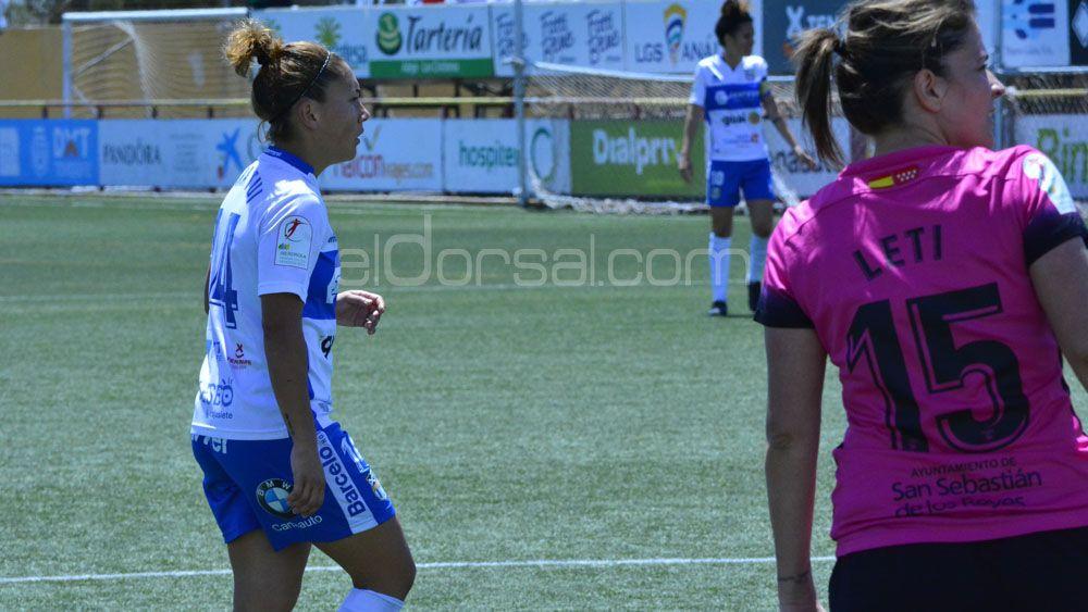 """Sara Tui: """"Jugar con la UDG Tenerife donde crecí será muy especial"""""""