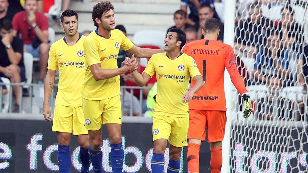Estrenos dispares para Ayoze y Pedro en la Premier League 18-19