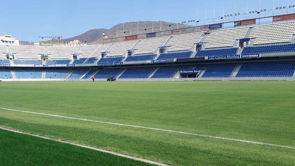 La venta de entradas para el partido del CD Tenerife, a buen ritmo