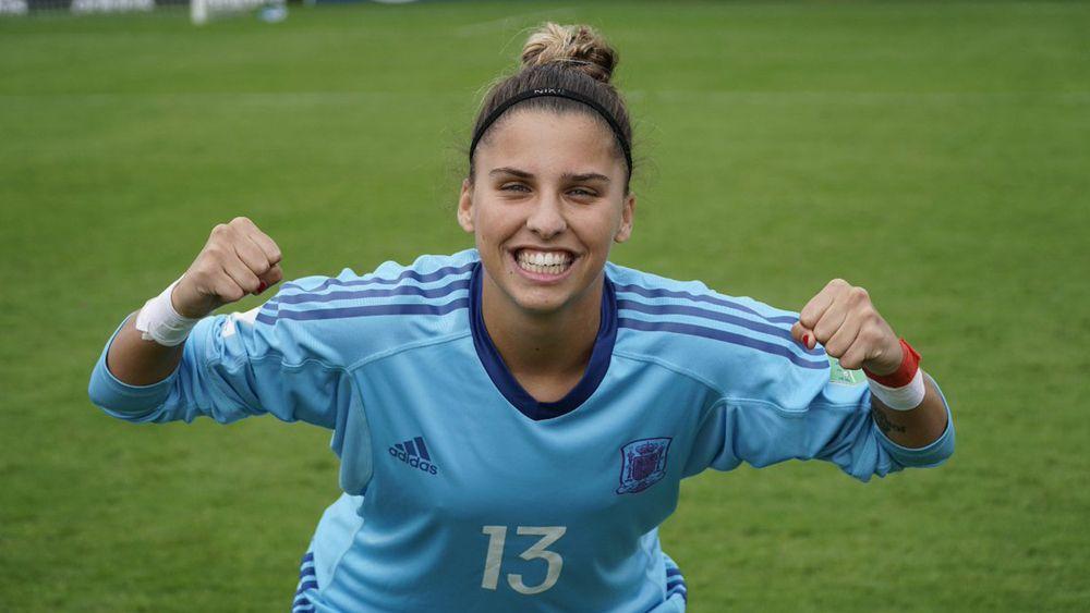 Noelia Ramos, a dos pasos de coronarse campeona del mundo sub-20