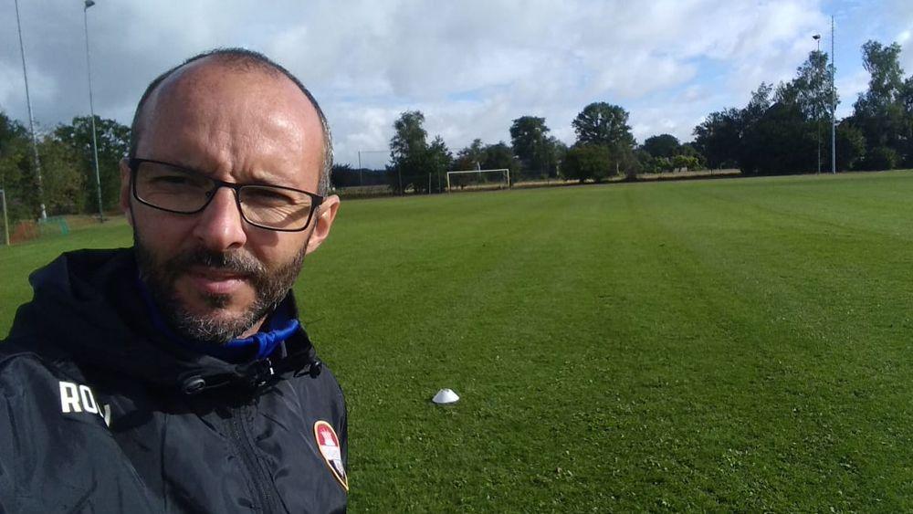 """Javier Rabanal: """"Hay más oportunidades en el fútbol fuera de Canarias"""""""