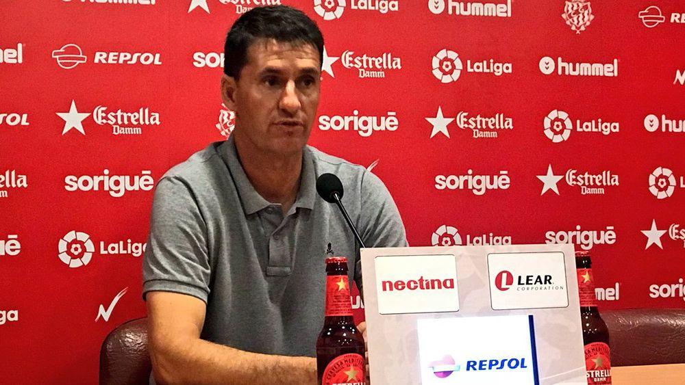 """Gordillo: """"El CD Tenerife es competitivo y tiene muy buenos jugadores"""""""