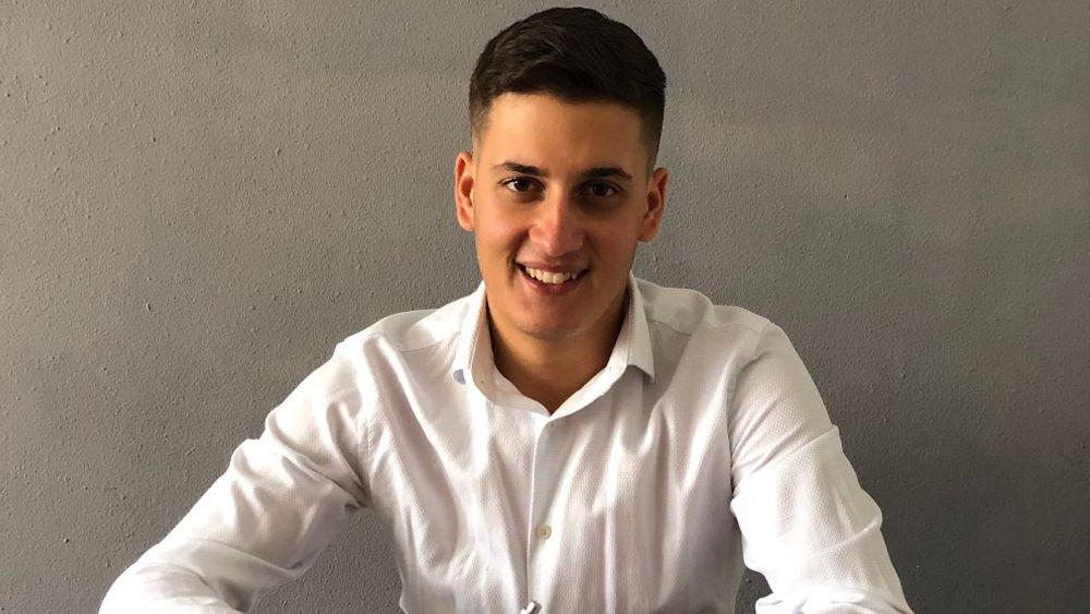 Sergio Adrián Galindo, 'la perla de Canarias' que ha fichado la Juventus