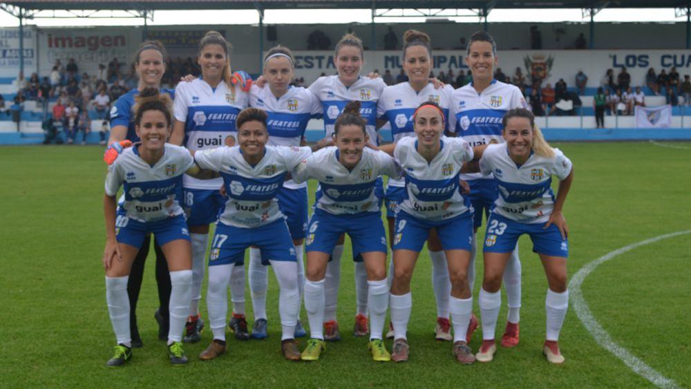 La UDG Tenerife finaliza el Torneo United en tercera posición