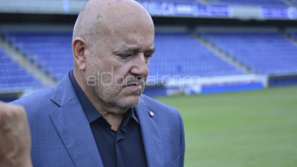 Miguel Concepción, abierto a una posible venta del CD Tenerife