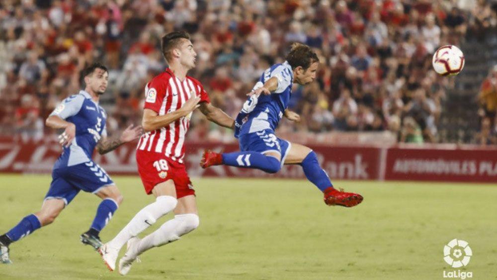 Las notas de los jugadores del CD Tenerife ante la UD Almería