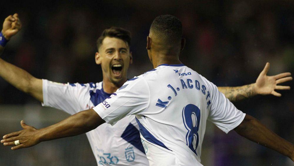 La afición del CD Tenerife confía en una victoria ante el Córdoba CF