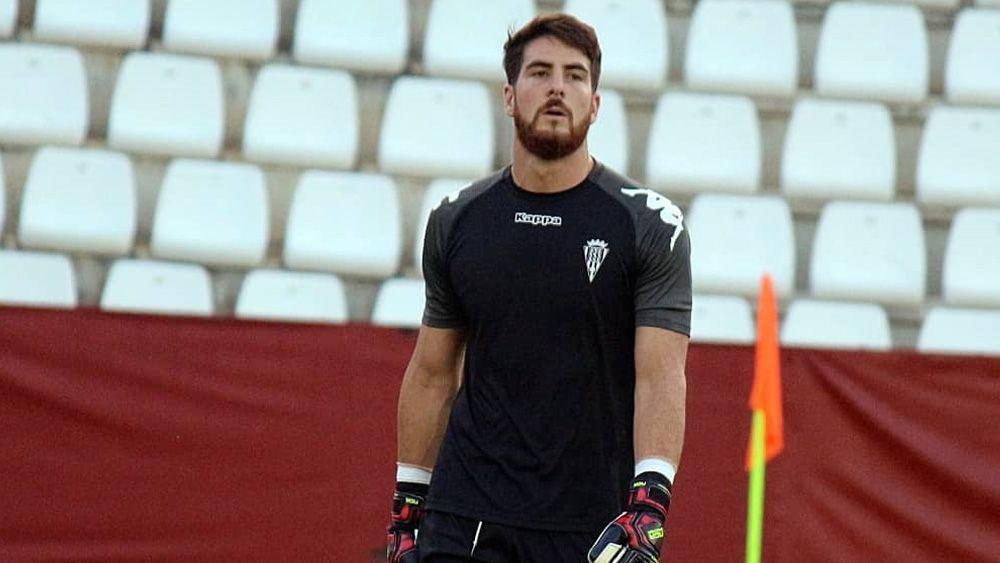 Así fue la 'salvada' del tinerfeño Carlos Abad para el empate del Córdoba CF