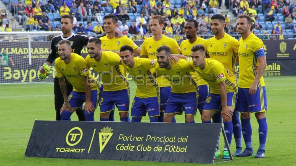 Así llega el Cádiz al partido de Copa ante el CD Tenerife