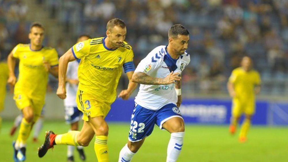 ¿Quién ha sido el mejor del CD Tenerife ante el Cádiz CF?