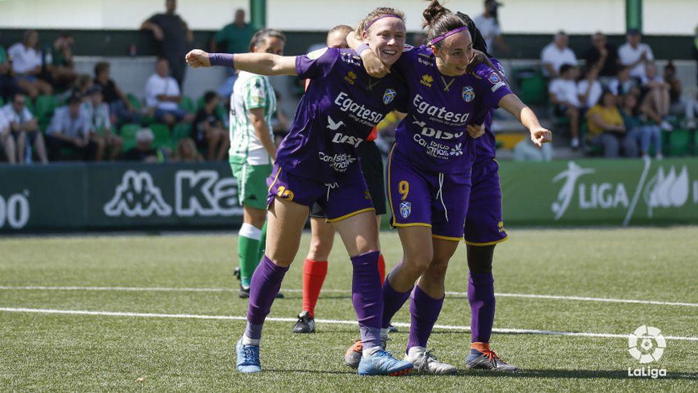 La UDG Tenerife tira de orgullo para sumar su primer triunfo de la temporada