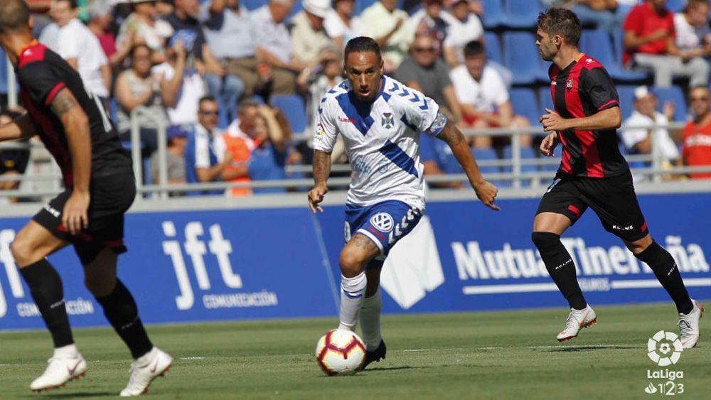 La falta de gol mete al CD Tenerife en problemas