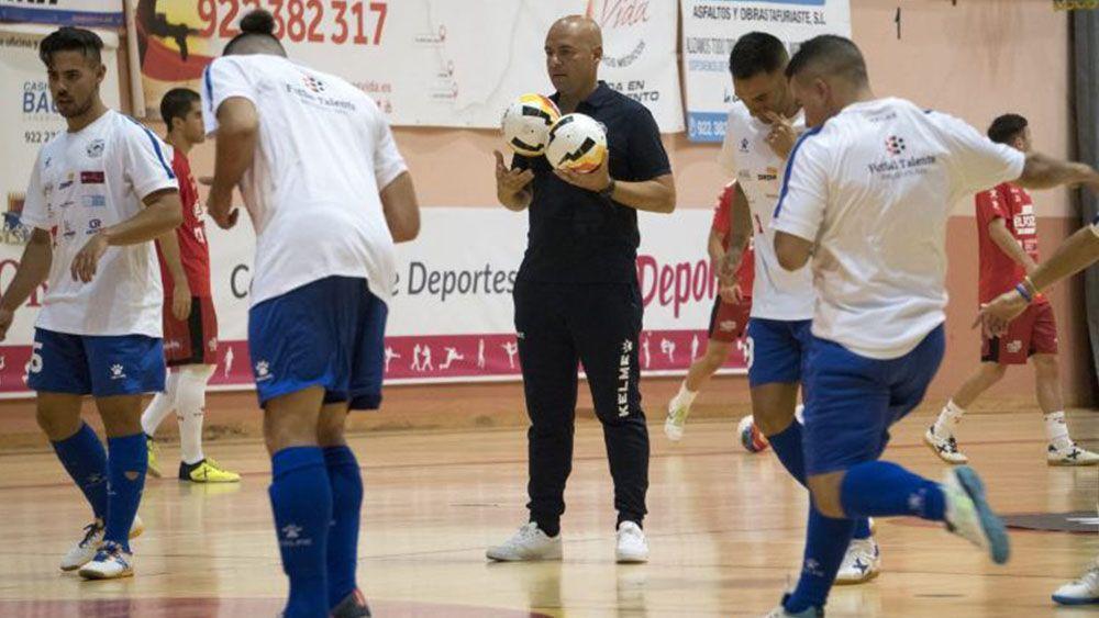 Primer partido en la península para el CD Dimurol Salesianos Tenerife