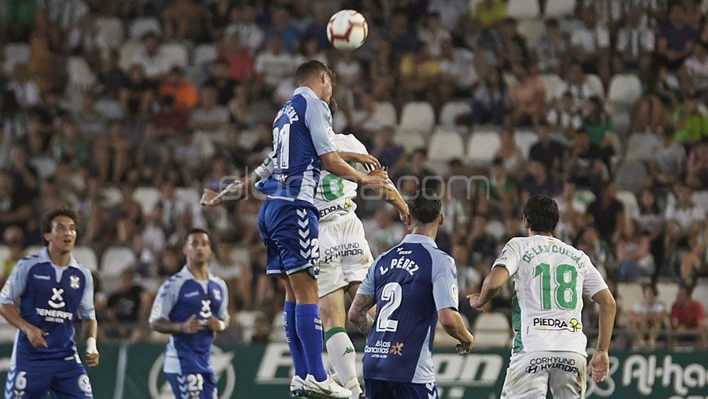 Las notas de los jugadores del CD Tenerife en Córdoba