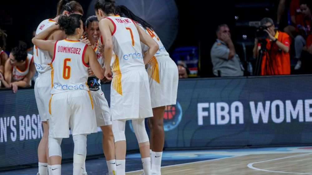 España despierta en la segunda parte y vence a Puerto Rico