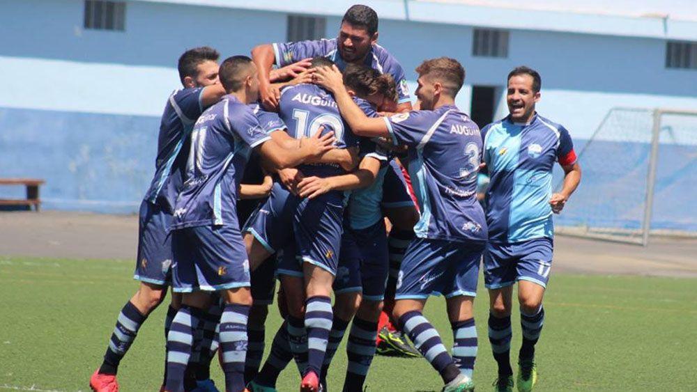El Atlético Unión Güímar, nuevo y flamante líder de Tercera División