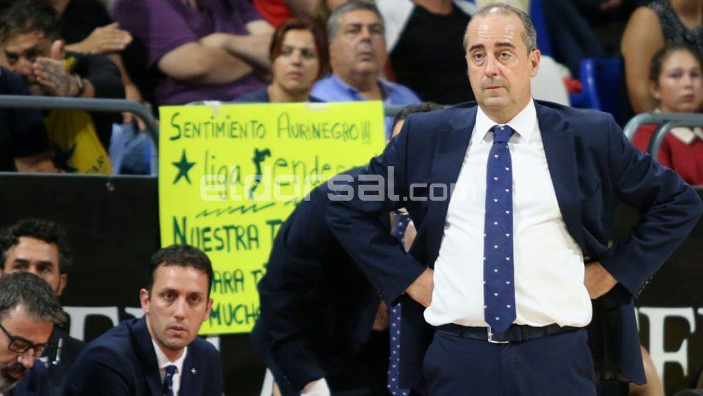 """Txus Vidorreta: """"Para ganar a Reyer Venezia la clave ha sido el trabajo defensivo"""""""